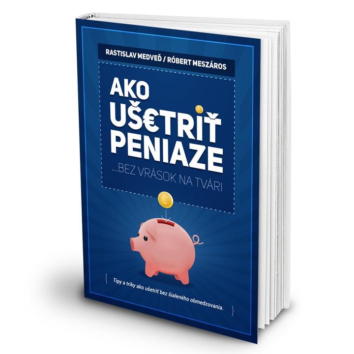 Ebook Ako usetrit peniaze