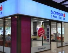 Slovenská sporiteľňa mení poplatky