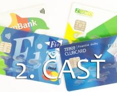 Ako ušetriť s kreditnou kartou?